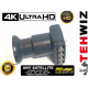 Konwenter SKY QUAD - 38mm - 0.1db Full HD Sky Dish Zone 1 or 2 Triax or Raven