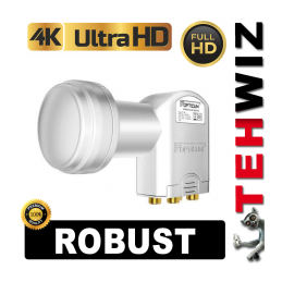 LNB Quad Robust Golden NEW...