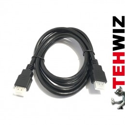Kabel HDMI Gold 1.8m Full...