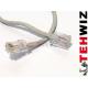 Kabel do LAN - SZARY - dla IP KAMERY, INTERNET, PC (zewnetrzny)