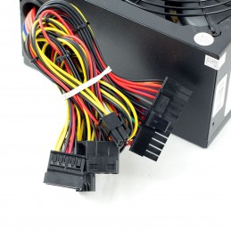 Zasilacz do PC Black 500W...