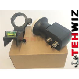 LNB Wideband + Adapter 38mm...